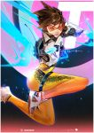 Tracer! : YouTube by rossdraws