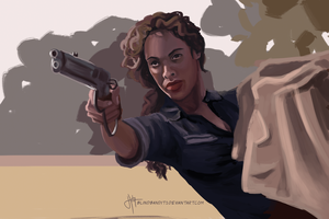 Zoey Washburne by blindbandit5