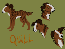 Quill by Ramvling