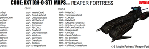 Code:RXT [GH-0-ST] -- Reaper Fortress by ownerfate