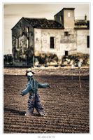 Scarecrow by rosmar71
