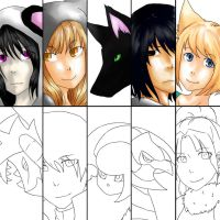 For Kyle (WIP 50%!) by x-Kou-x