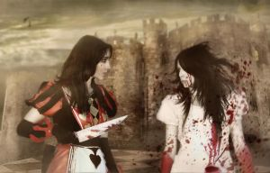 Face your demons! Alice: Madness Returns by KibaNightray