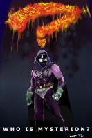 WHO IS MYSTERION? by BrokenZen