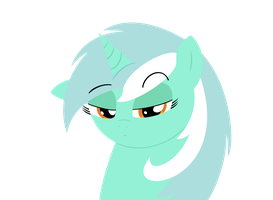 Because Lyra by MassEffective09
