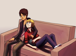 Couch by Neetheras