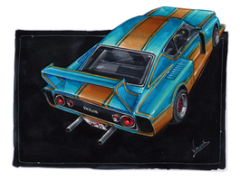 Nissan Skyline C110 Super Grachan by vsdesign69