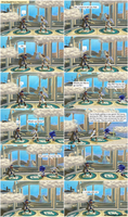 BS Comics: Spindashing Hopes by NOTknownlight