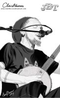 John Butler by clair0bscur