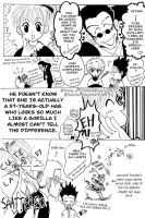 HxH - Biscuit's TOP Secret by Funchan