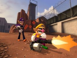 Wario Fortress 2 by OudieTH