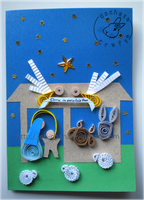 Quilling - card 113 by Eti-chan
