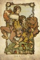 Tarot: The Fool by SceithAilm