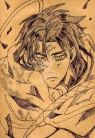 Rivaille- 2 by Shinigamichick39