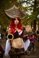 Miss Fortune - League of Legends by CrimsonInChains