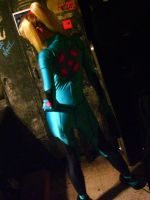 Samus Aran - back by Zadra