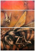 Bees by AgaGorzo