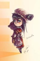 Bretonella Middle Ages by Blu-Chibi
