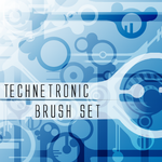 Technetronic Brush Set by Wizard-Studios