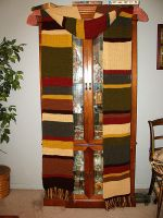 Season 12 Doctor Who Scarf by gabiemiller