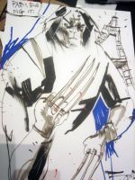 Wolverine by JimMahfood-FoodOne
