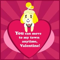 Isabelle Valentine by GreetingsFromMallow