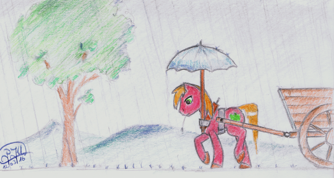 BigMac Rain by RadiatingCalm
