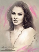 The Beauty of a Woman 3 by Amro0