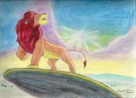 The Lion King by LizDraws
