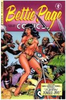 Bettie Page Jungle Comic by JungleCaptor