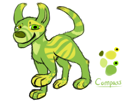 Lime (for sale) by MortalCompass