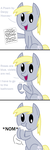 A Poem by Derpy Hooves by Pack-Leader-Sally