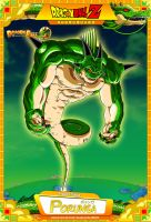 Dragon Ball Z - Porunga by DBCProject
