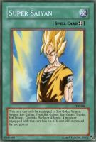 TS cards 6: Super Saiyan by TalkingStick