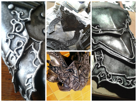 Malthael's cosplay all details by SakuraFlamme