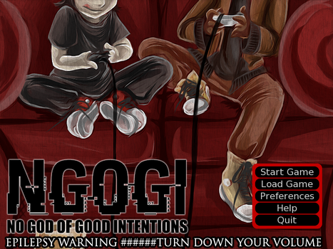 No God of Good Intentions [Download in Descript] by Draikinator