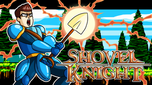 ChaseFaceShow: Shovel Knight by MTC-Studios