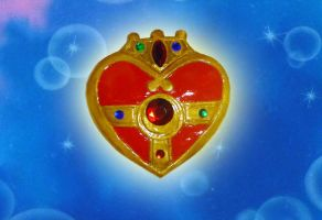 Cosmic Heart Compact by sakkysa