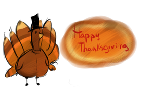 Happy Thanksgiving All by watchfulshepherd
