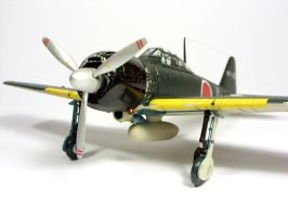 1:72 A6M3 Type 32 III by Zero-Cannard