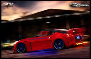 Nissan 370Z - BattleCry by Battle-Cry-TR