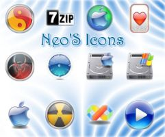 Neo'S Dock Icons by Neo2007