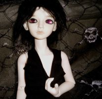 Something Wicked BJD by invader-hime