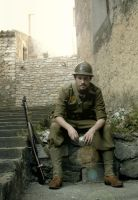 WW2 Soldier by Telisan
