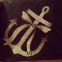I Refuse To Sink by MissWickedCreationz