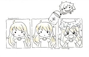 Ice Bucket Challenge by beng-beng-chan