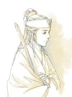 Young Taoist by luthienelf