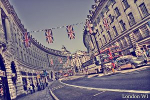London W1 HDR by nat1874