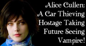 Alice Cullen by Belthazor1
