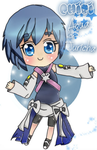 AT: Chibi Aqua by KHStyler-chan